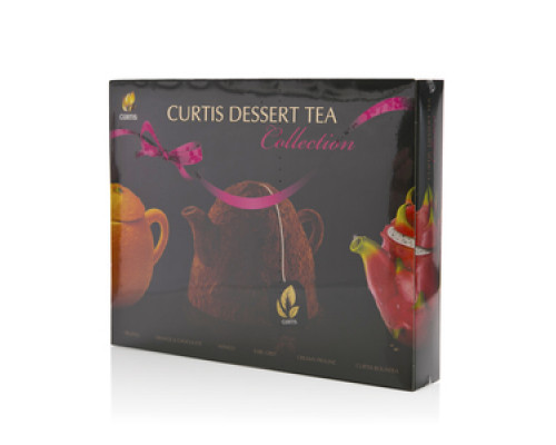 Коллекция чая с десертными вкусами ТМ Curtis (Кёртис)