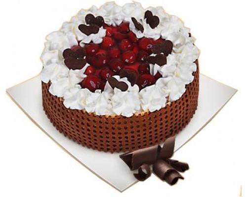 торт Шереметьевский вишнево шоколадный 1.5кг.