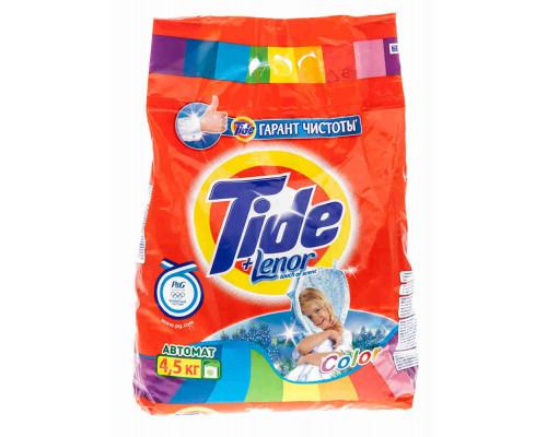 Стиральный порошок Tide Color Lenor автомат 4.5кг