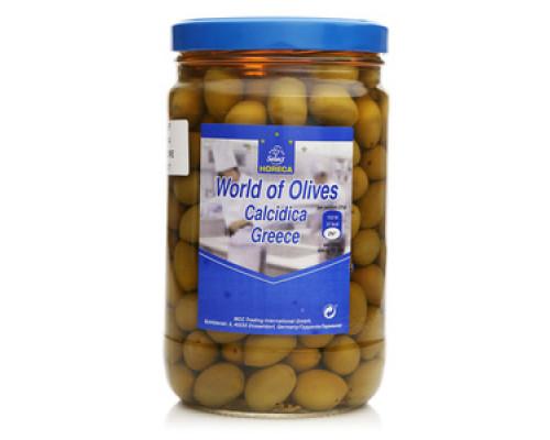 Оливки Джамбо с косточкой в рассоле TM Horeca Select (Хорека Селект)