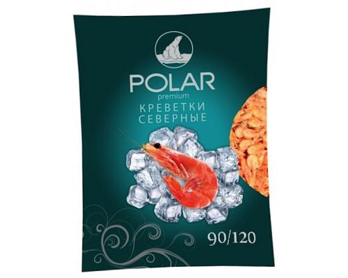 Креветки ТМ Polar (Полар) 90/120, 800 г