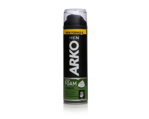 Пена для бритья Увлажняющая ТМ Arko (Арко)
