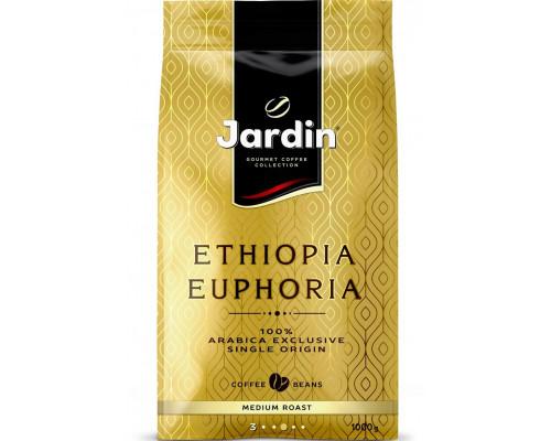 Кофе в зернах ТМ Jardin (Жардин) Ethiopia Euphoria, 1 кг