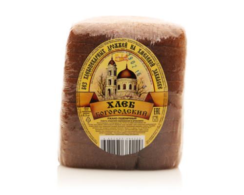 Хлеб Богородский ржано-пеничный ТМ Петрохлеб