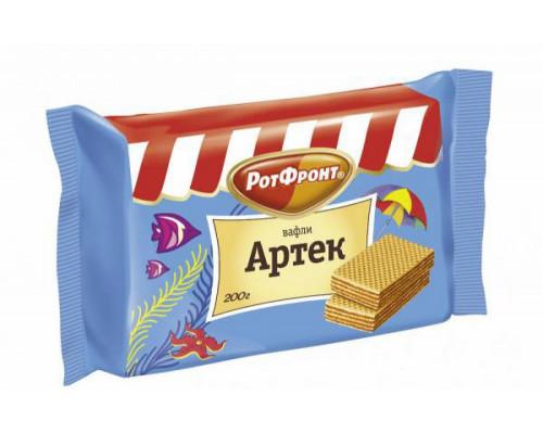 Вафли Артек ТМ Рот-Фронт, 200 г