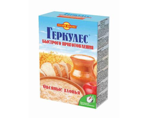 Хлопья овсяные Геркулес б/пр 420 г