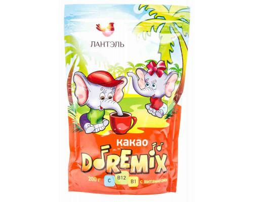 Какао-напиток DoReMix растворимый 200г пак