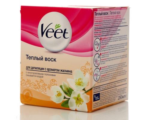 Теплый воск для депиляции с ароматом жасмина TM Veet (Вит)