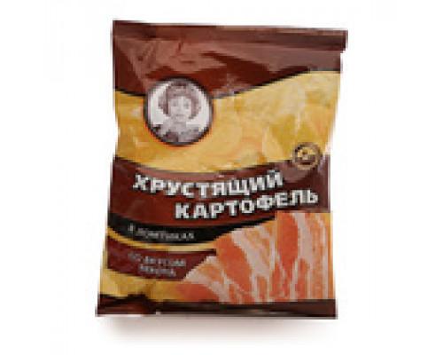 Чипсы со вкусом бекона ТМ Хрустящий картофель, 40 г