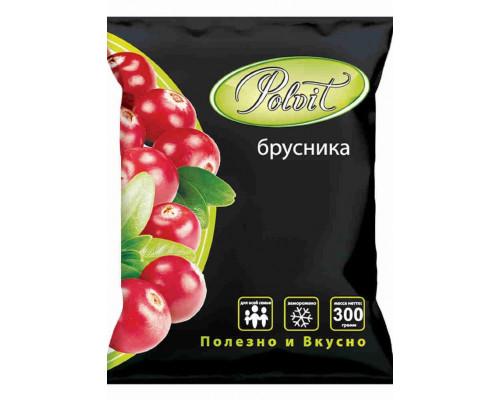 Брусника ТМ Polvit (Полвит), 300 г