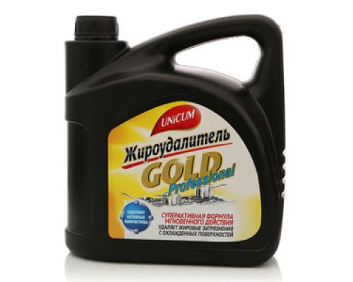 Жироудалитель для стеклокерамики ТМ Unicum (Уникум) Gold Professional