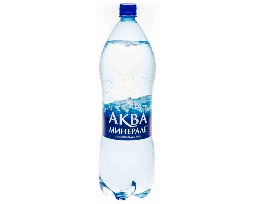 Вода питьевая Aqua Minerale газ 2л пэт