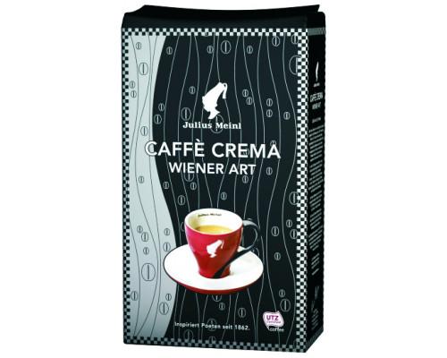 Кофе ТМ Julius Meinl (Юлиус Майнл) Caffe Crema Wiener Art в зернах, 1 кг