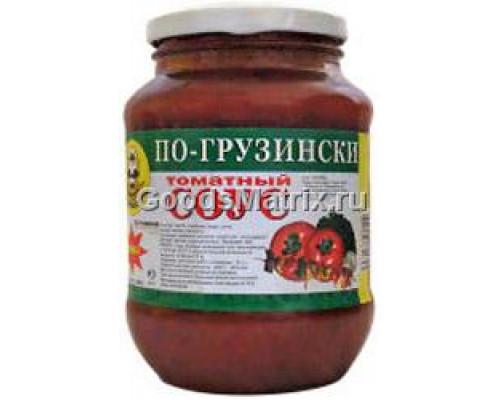 Соус томатный по-грузински ТМ Капитан Припасов, 480 г