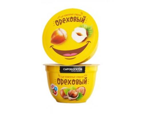 Сыр плавленый ТМ Сыробогатов, ореховый, 45%, 100 г