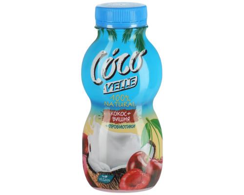 Продукт ТМ Velle (Велле) Сосо Кокос+Вишня+пробиотики, 250 мл