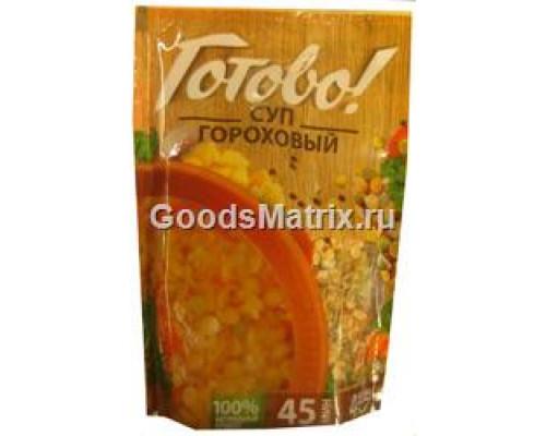 Суп гороховый ТМ Готово, 250 г