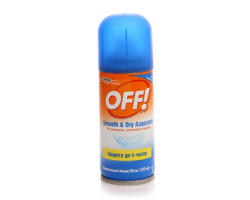 Спрей от комаров, слепней и мошек ТМ Off! (Офф!)