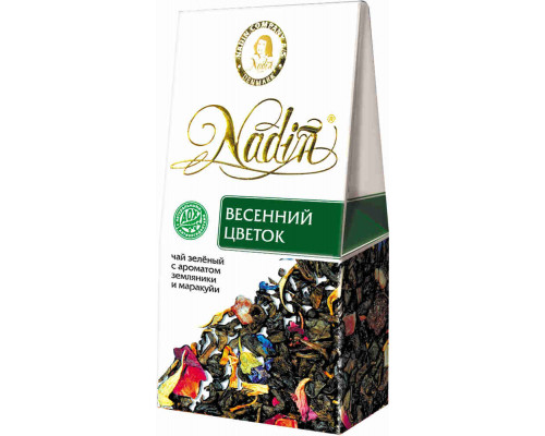 Чай зелёный Nadin Весенний цветок 50г