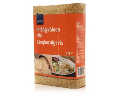 Рис langkornigt ris (лангкорнит рис) длиннозерный пропаренный ТМ Rainbow (Рэйнбоу)