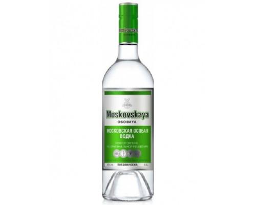 Водка Московская особая, 40%, 0,5 л