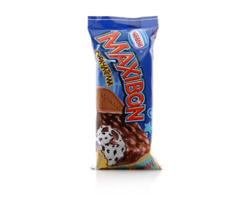Мороженое Страчателла Maxibon (Максибон) ТМ Nestle (Нестле)