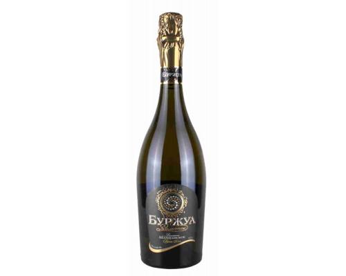 Шампанское Буржуа Российское Брют Золотое 0,75л