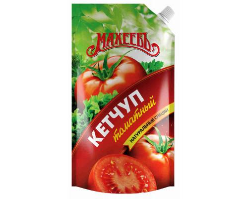 Кетчуп Махеевъ томатный 500г д/п