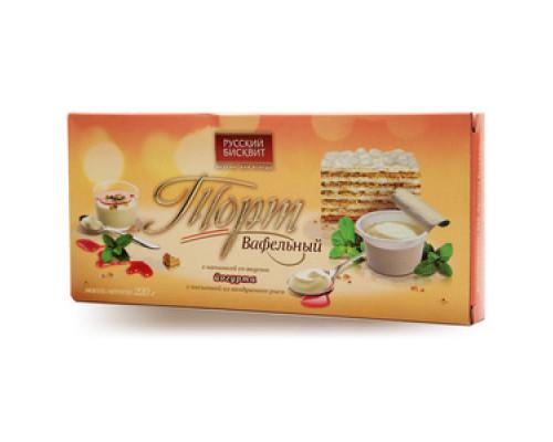Торт вафельный ТМ Русский Бисквит