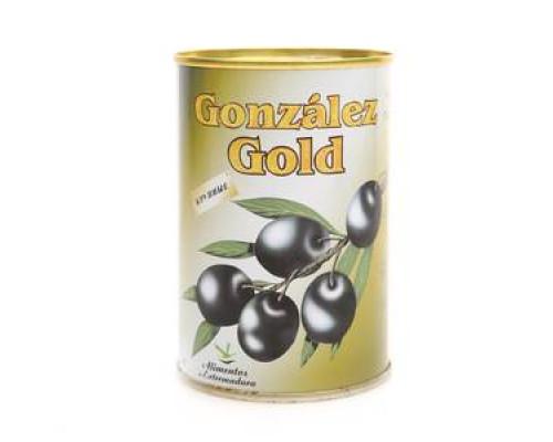 Маслины с косточкой ТМ Gonzalez Gold (Гонсалес Голд)