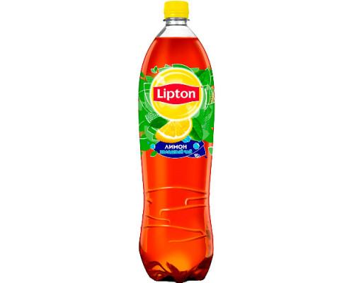 Холодный чай Lipton (Липтон) лимон, 1,5 л