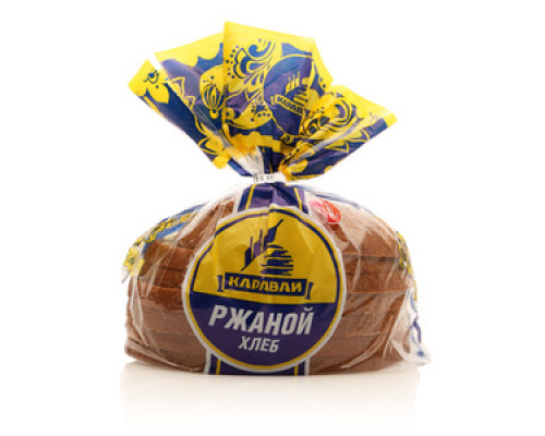 Хлеб ржаной ТМ Каравай