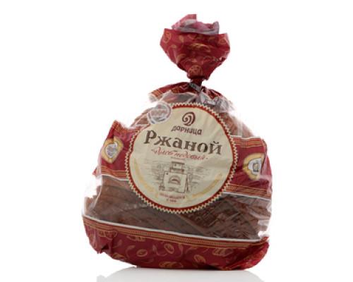 Хлеб ржаной подовый ТМ Дарница