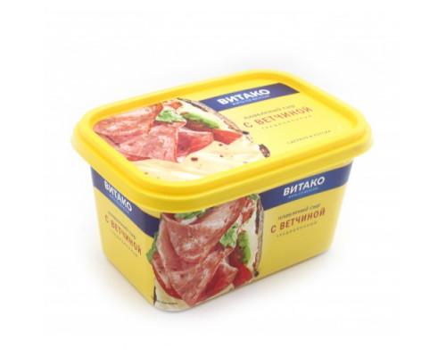 Сыр МК Витако, плавленый, с ветчиной, 60%, 400 г