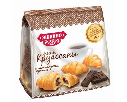 Мини-круассаны Яшкино с шоколадным кремом. 180г