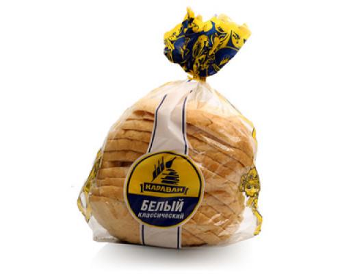 Хлеб белый классический ТМ Каравай