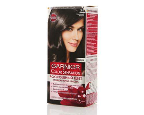 Крем-краска стойкая роскошный каштан Garnier color sensation (гарниер колор сенсейшн) ТМ Garnier