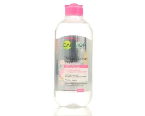Мицелярная вода ТМ Garnier (Гарньер)