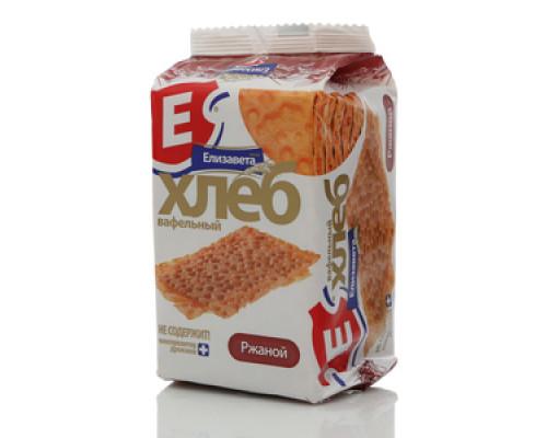 Вафельный хлеб ржаной ТМ Елизавета