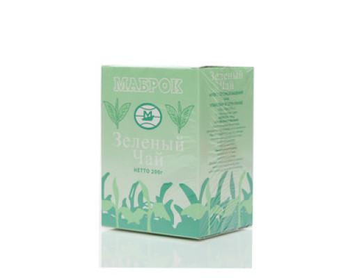 Чай зеленый ТМ Маброк