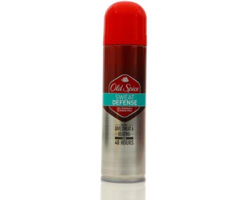 Аэрозольный дезодорант-антиперспирант Sweat Defense ТМ Old Spice (Олд Спайс)