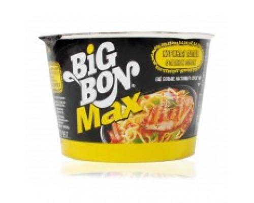 Лапша куриная ТМ Big Bon max (Биг Бон) с пряным соусом, 95 г