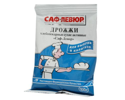 Дрожжи хлебопекарные сухие активные ТМ САФ-Левюр