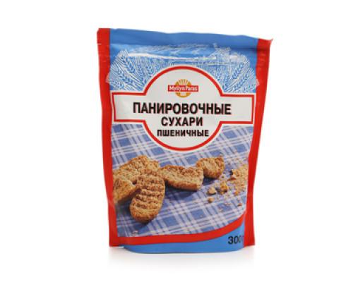 Панировочные сухари пшеничные ТМ Myllyn Paras (Мулин Парас)