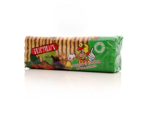Печенье с орехом и изюмом ТМ Тирлим