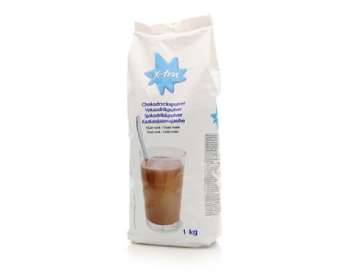 Какао-порошок ТМ X-tra (Экс-тра)