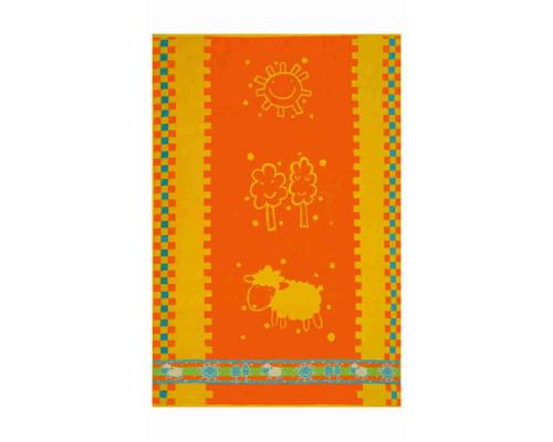 Полотенце махровое детское Agnello плотность 460г артПЦ-502-2145 50х70см