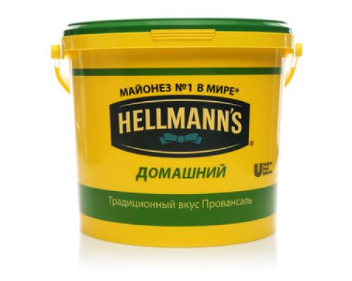 Майонез Домашний 25% ТМ Hellmann's (Хеллманс)