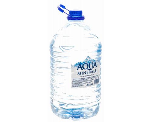 Вода питьевая Aqua Minerale н/газ 5л пэт