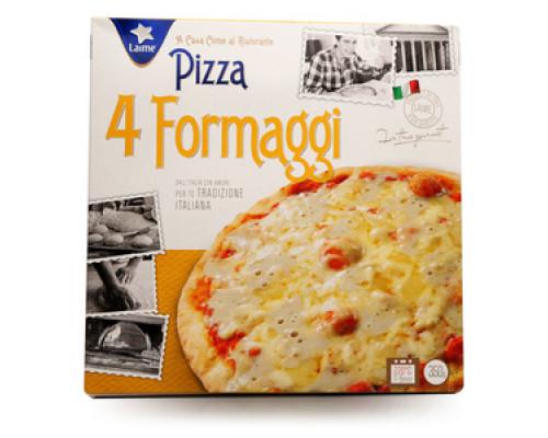 Пицца 4 Formaggi ТМ Laime (Лайм)